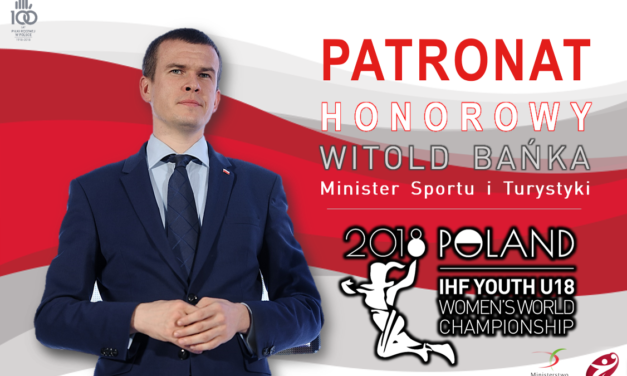 Honorary patronage of the Minister of Sport and Tourism