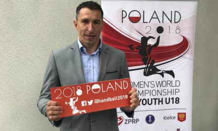 Sławomir Szmal: Let's be together in Kielce!