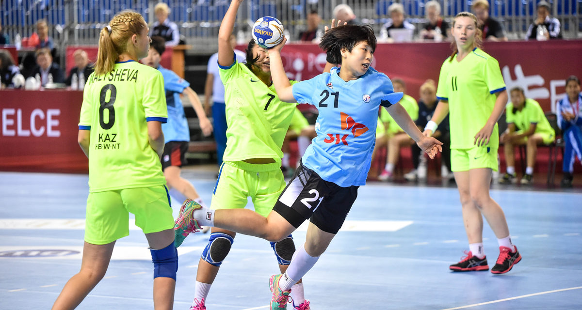 Two different 30 minutes. Another high victory for Korea