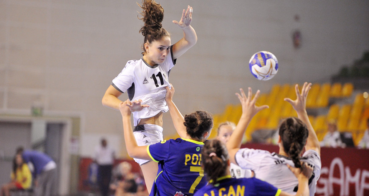 The fantastic game of Diana Ciuca gave the second victory for Romania