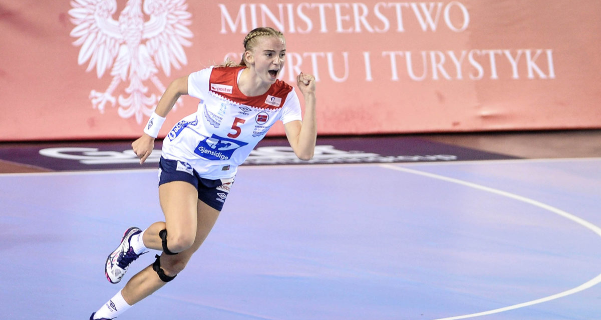 Energetic match performed by Norway