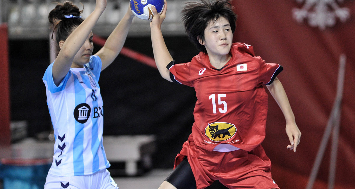 First win for Japan