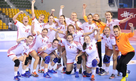 Third victory for Croatia