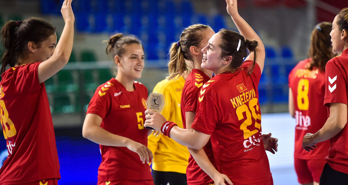 Montenegro win high with Argentina!