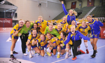 Sensation! Sweden beat Romania!