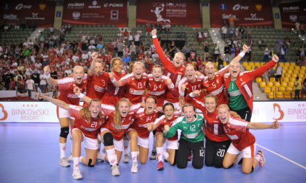 Denmark too strong, Poland outside the top eight