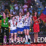 Gold medals and World Championship for Russia!